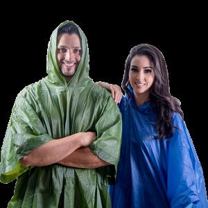 Poncho contra lluvia