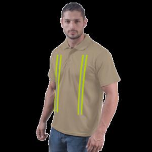 Polo Dry B09 Unisex Reflectiva